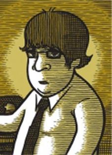 Autoportrait de Lars Martinson