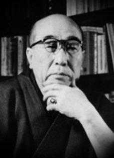 Portrait d'Edogawa Ranpo